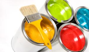 Отделка: масляные краски
